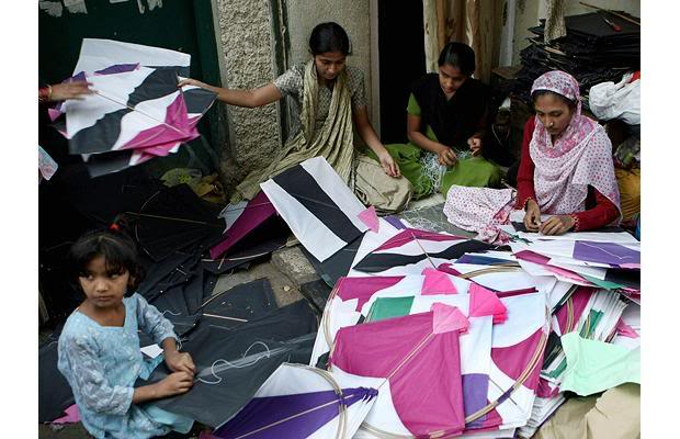 kite-making_gujrat