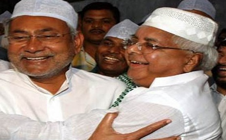 Lalu and Nitish 2