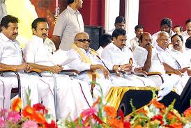 kovai-dmk-rally-stage